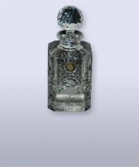 Pebble Beach Crystal Decanter